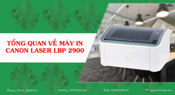 may in canon lbp 2900